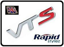 VTS Car Badge Emblem Logo C2 C3 C4 C5 Saxo Xsara VTR Citroen Sport Sticker  (37)