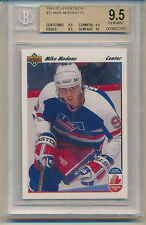 1991 Upper Deck Mike Modano (Canada Cup) (#32) (sub grades 1-10/3-9.5's) BGS9.5