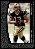 2009 TOPPS UNIQUE AARON RODGERS GREEN BAY PACKERS #55
