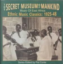 VARIOUS ARTISTS - SECRET MUSEUM OF MANKIND: MUSIC OF EAST AFRICA, 1925-1948 USED