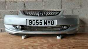 Honda Civic type S 5dr 2005 front bumper complete NH623M
