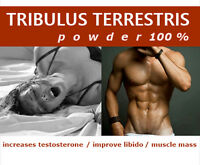500 g Pure Tribulus Terrestris Powder testosterone booster Gokshura Freeship
