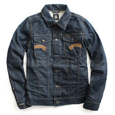 G-STAR RAW BORDER DENIM ARC JEANS JACKET BLAZER TUMBLE VEST SIZE  XXL/ ratherXL