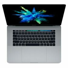 "Apple MacBook Pro Touch bar Intel Core I7/16gb/512gb/15"" gris espacial Reacon..."