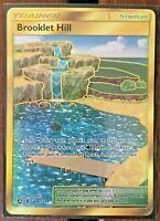 Pokemon Card   BROOKLET HILL   Ultra Rare  SV88/SV94   HIDDEN FATES  **MINT**
