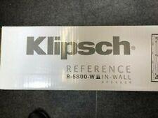 Klipsch W II White In-Wall Speaker (Each) - R5800WII