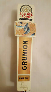 Ballast Point Gruinon Pale Ale 3-Sided Beer Tap Handle