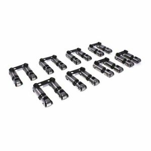 Comp Cams 838-16 Endure-X Solid Roller Lifter Set For Ford 289-351W NEW