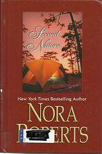 Wheeler Hardcover: Second Nature by Nora Roberts (2007, Hardcover, Large Type)
