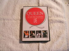 """Queen """"We Are the Champions Final Live in Japan""""Rare 2003 Brasilian DVD 90 min.$"""