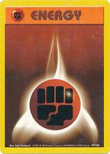 Fighting Base Set Pokémon Individual Cards