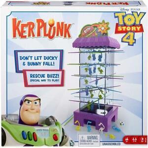 Mattel Games - Toy Story 4 - Kerplunk