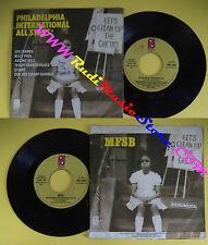 LP 45 7'' PHILADELPHIA INTERNATIONAL ALL STARS Let's clean up the no cd mc * dvd