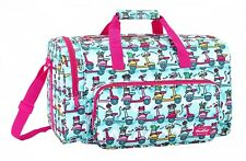 Girls Ladies Pink SCOOTER Sports Travel Duffle Holdall Bag Gym Holiday Vespa