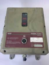 MSA MODEL 5100 MONITOR 110VAC 0.3A