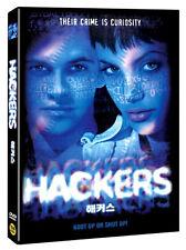 Hackers - Iain Softley, Jonny Lee Miller, Angelina Jolie, 1995 / NEW