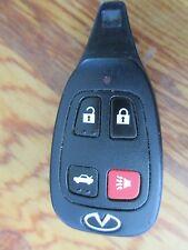 2002 2003 2004 2005  INFINITI M45 Q45 SMART KEYLESS  REMOTE ALARM KBRASTU13