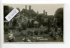 England - Hampshire, Selborne, The Wakes, RPPC real photo Gilbert White house