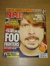 NME 2006 JUN 3 FOO FIGHTERS KAISER CHIEFS PRIMAL SCREAM