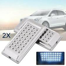 36LED 12V Interior Lights Roof Dome Light Bulb Car Van Camper Caravan 2X