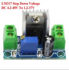 DC-DC 4.2-40V To 1.2-37V Buck Step Down Voltage Converter Linear Regulator