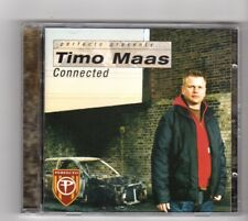 (HW75) Timo Maas, Connected - 2001 double CD