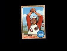 1968 Topps 171 Don Nottebart NM #D605995