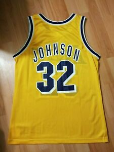 Vintage jersey Johnson champion basketball shirt NBA size 40