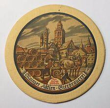 Bierdeckel Mainzer Aktien-Bierbrauerei