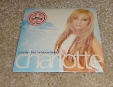 Eurovision Song Contest 1999 Zweden Charlotte Take me to your heaven CD remixes