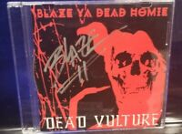 Blaze Ya Dead Homie - Dead Vulture CD twiztid insane clown posse dark lotus gotj