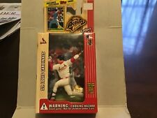 1999 Topps Mark McGwire St Louis Cardinals Action Flats Baseball Card/Figure