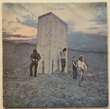 La OMS – quién sigue (2408 102 A1/B2) VINILO LP ÁLBUM; UK 1971 1st Press. EX/en muy buena condición +