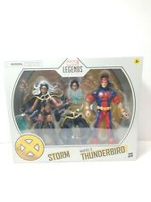 Marvel Legends Storm and Thunderbird Two-Pack