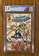 Amazing Spider-Man #299 CGC 7.5 1st Appearance of VENOM In Cameo🔥custom Label !