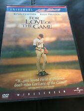 For Love of the Game (DVD, 2000)