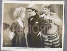 Vintage Photo 1933 Esther Ralston Jack LaRue To The Last Man rare original #73