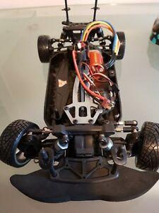 rc drift car bmw ( hpi sprint 2, tamiya, sakura)