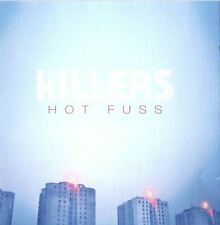 THE KILLERS hot fuss (CD album) indie rock, alternative rock, 987573-6, 2005,