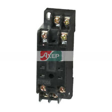DYF08A 8 Pins DIN Rail Mount Power Relay Holder Socket Base for HH52P MY2