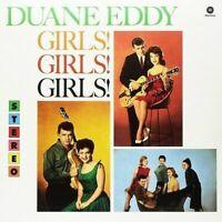 Eddy- DuaneGirls! Girls! Girls! (New Vinyl)