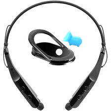 Lg Tone Triumph Hbs-510 Wireless Bluetooth Headset Black with Accessory Kit