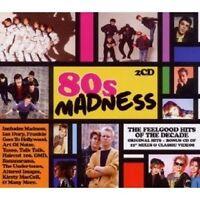 80S MADNESS 2 CD NEUWARE