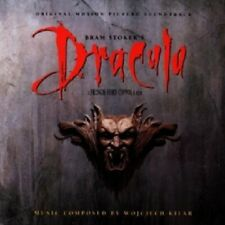 "WOJCIECH KILAR/OST - BRAM STOKER'S ""DRACULA""  CD  16 TRACKS SOUNDTRACK  NEU"