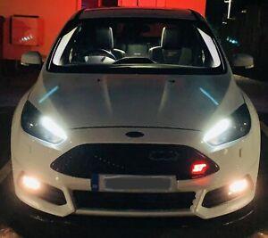 Ford Fiesta Focus Illuminated Badges