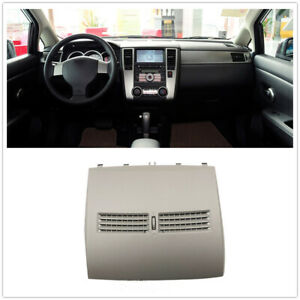Front Dashboard Center Air A/C Vent Outlet Cover For Nissan Tiida 2004 2005-2011