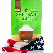 Made in Usa Xanthan Gum 8 oz Premium Quality Food Grade Thickener Non Gmo Glu.