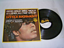 LP Little Richard good Golly Miss Molly & 11 other all TIME HITS-UK # UNPLAYED