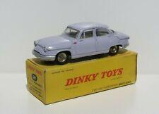 DINKY TOYS 547 // PANHARD PL17 + BOITE D ORIGINE // MECCANO FRANCE