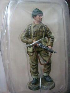 METAL DIECAST SOLDIER FIGURE BRITISH COMMANDO 1942 NEW IN PACKET